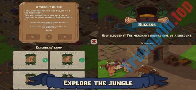 Download Sacrifices cho Android 1.3.6-googleplay – Game chiến lược phát triển ngôi làng