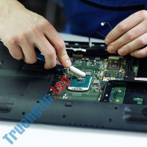 Bảng giá vệ sinh laptop tại nhà hcm mới nhất