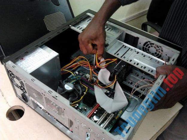 Trung Tâm Sửa máy tính gần đây Trường Tín