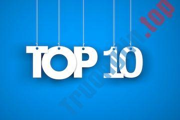 Danh Sách List Top 10 Việt Nam