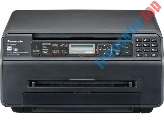 【Panasonic】 Trung tâm nạp mực máy in Panasonic KX-MB1520