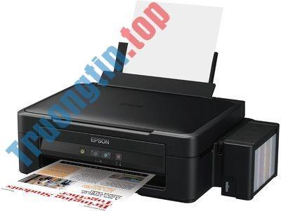 【Epson】 Trung tâm nạp mực máy in Epson L300