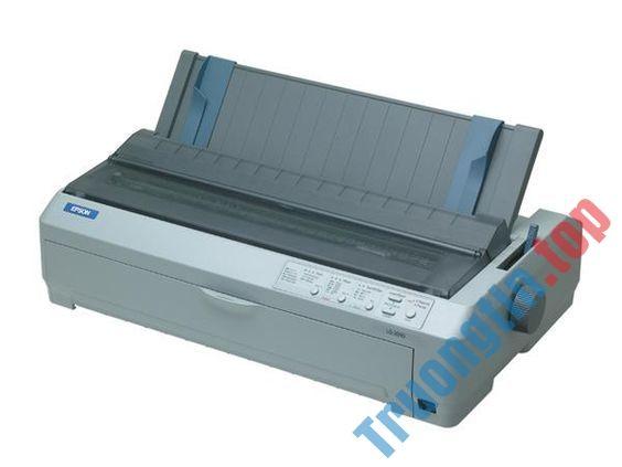 【Epson】 Trung tâm nạp mực máy in Epson LQ-2090