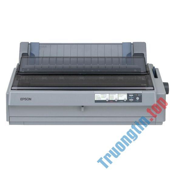 【Epson】 Trung tâm nạp mực máy in Epson LQ-2190