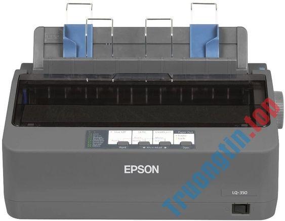 【Epson】 Trung tâm nạp mực máy in Epson LQ-350