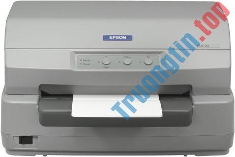 【Epson】 Trung tâm nạp mực máy in Epson PLQ-20M