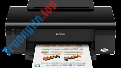【Epson】 Trung tâm nạp mực máy in Epson T30
