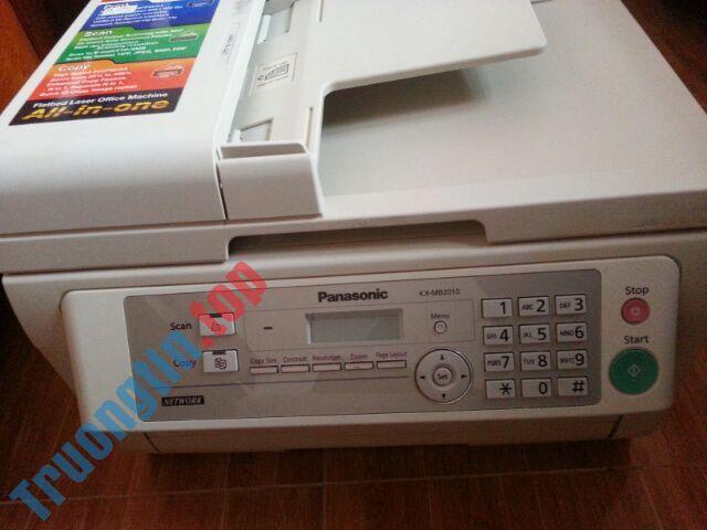 Nạp mực máy in Panasonic quận tân phú