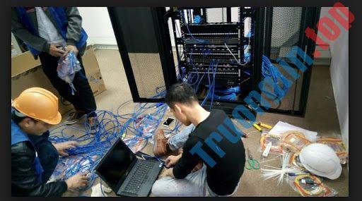 Đi Dây Mạng Internet Quận 1 – Giá Rẻ Uy Tín