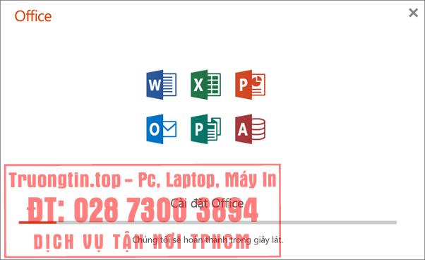Cài Office Quận 5 – Giá Rẻ Uy Tín