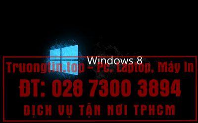 Dịch Vụ Cài Win Đường Vĩnh Lộc Huyện Bình Chánh
