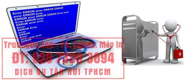 Sửa Laptop Huyện Nhà Bè – Giá Rẻ Uy Tín