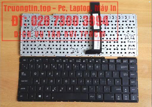 Bàn Phím Laptop Asus F501 Giá Rẻ Nhất