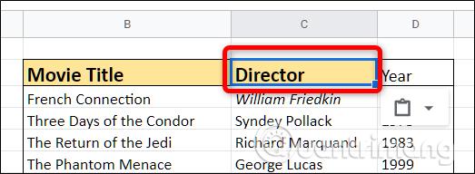 Cách sao chép định dạng trong Google Docs, Sheets và Slides