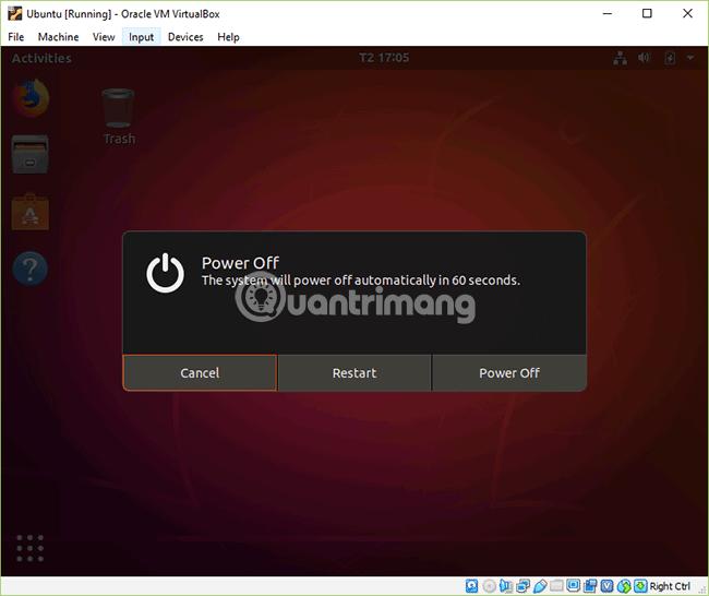 Hướng dẫn cách cài đặt Ubuntu trên máy ảo VirtualBox
