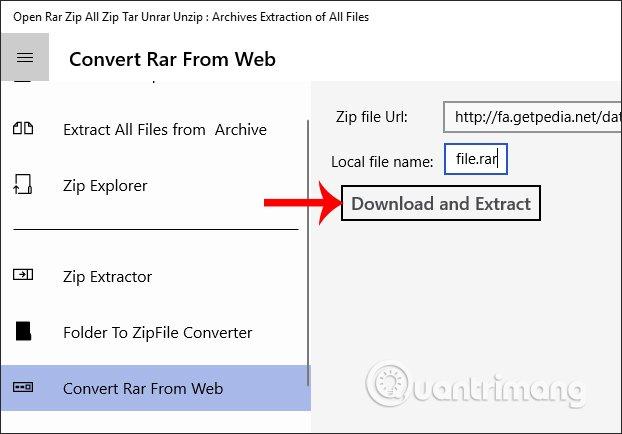 Cách giải nén nhiều tập tin trên Windows 10