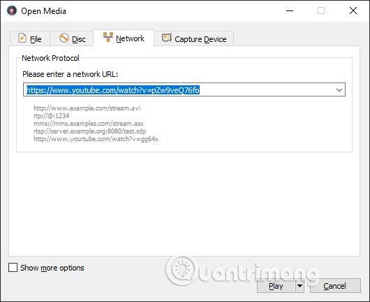 Cách sử dụng Cool Player phát nhạc, video trên Windows 10