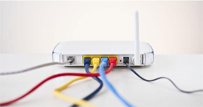 Cách bật tường lửa tích hợp của router