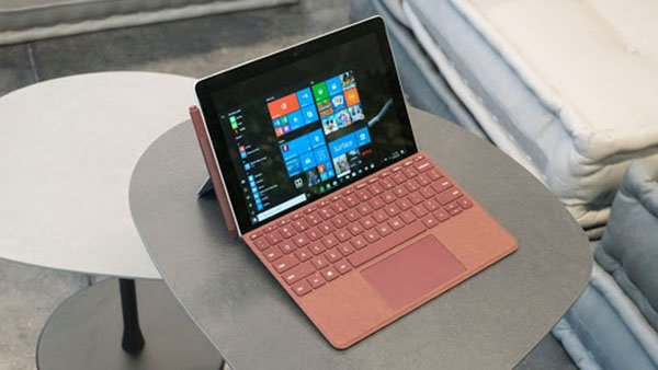 Đánh giá Microsoft Surface Go 2