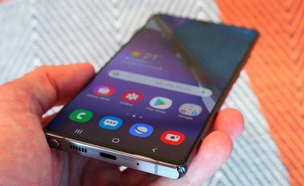 Đánh giá Samsung Galaxy Note 20