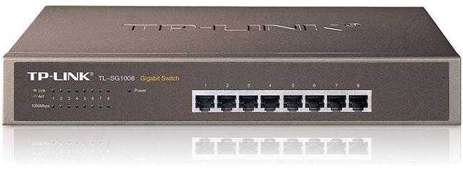 Đánh giá Switch PoE 8 Port TP-Link TL-SG1008P: Không thể thiếu cho bảo mật gia đình