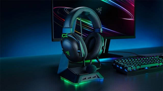 Razer Blackshark V2: Tai nghe chơi game chuyên nghiệp với công nghệ TriForce Titanium