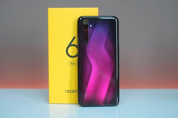 Top điện thoại Realme tốt nhất 2020