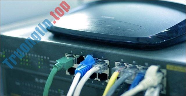 Mạng có dây (Ethernet) tốt hơn mạng không dây (WiFi) như thế nào?