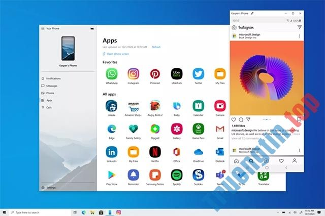 Microsoft giải thích lý do tại sao không thể xóa một số ứng dụng Windows 10 theo cách thông thường