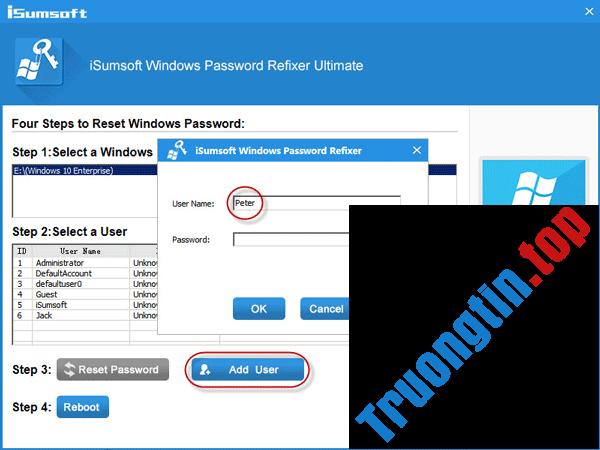 Mất quyền Admin trên Windows 10, đây là cách khắc phục
