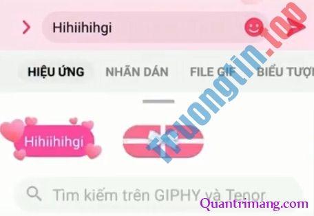 Cách làm hộp quà trên Messenger
