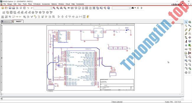 Top phần mềm vẽ mạch điện tử tốt nhất