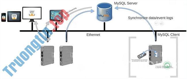 Database server là gì?