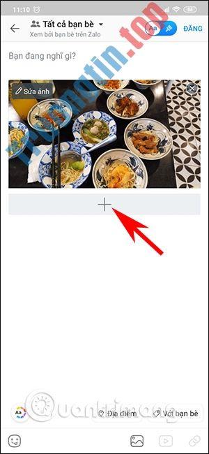 Cách đăng ảnh HD lên Zalo, gửi ảnh HD qua Zalo