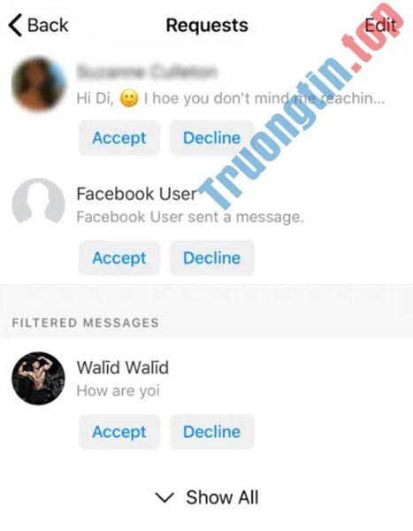 """Cách """"truy lùng"""" những tin nhắn bị ẩn trong Facebook Messenger"""