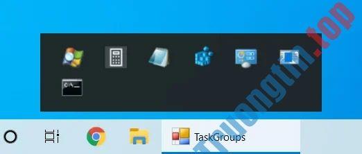 Công cụ Windows 10 mới này sẽ cho phép bạn quản lý các shortcut trên taskbar cực kỳ nhanh chóng, gọn gàng
