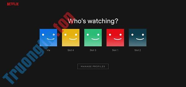 Bao nhiêu người có thể sử dụng cùng lúc một tài khoản Netflix?