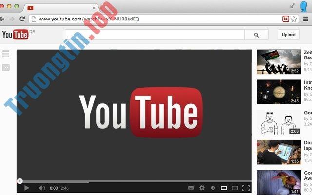 Tải Youtube: Ứng dụng chia sẻ video trực tuyến hàng đầu thế giới