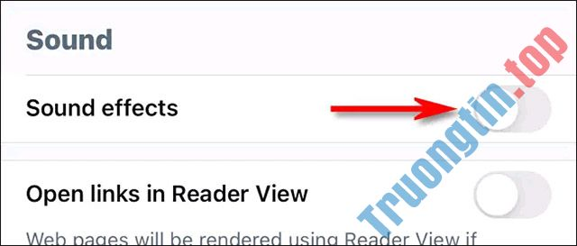 Cách tắt hiệu ứng âm thanh ứng dụng Twitter trên iOS và Android