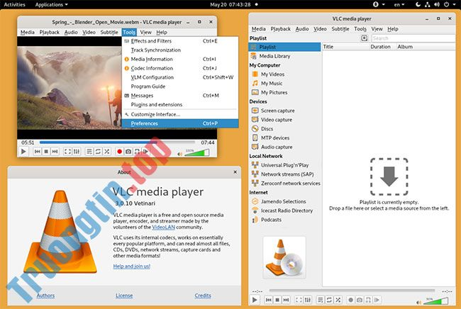 Download VLC Media Player 3.0.12