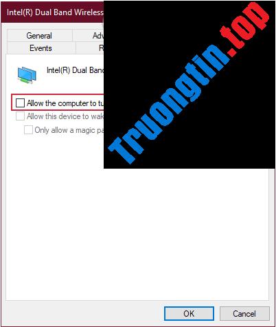 Cách sửa lỗi laptop không kết nối được WiFi