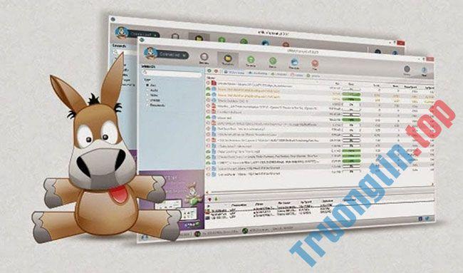 Tải eMule 0.60b: Client chia sẻ file P2P miễn phí