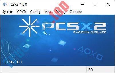 Tải PCSX2 1.6.0: Trình giả lập PC cho Playstation 2