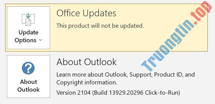 Người dùng Microsoft Outlook không xem và soạn được email, hãy xem các cách khắc phục này