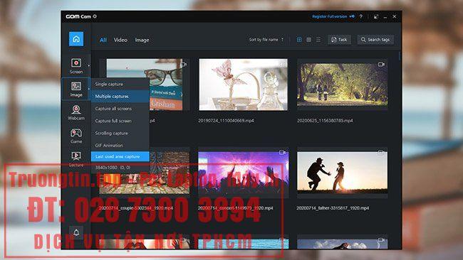 Tải GOM Cam: Công cụ video trọn gói miễn phí