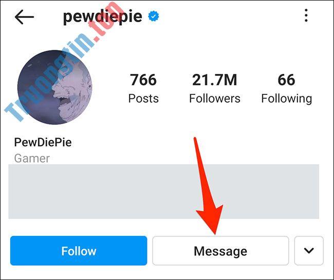 Cách liên hệ với một người nào đó trên YouTube
