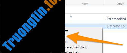 4 cách ẩn hoặc bảo vệ một thư mục Windows tốt nhất, không cần cài thêm phần mềm