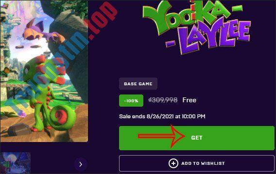 Mời tải Yooka-Laylee miễn phí, tựa game đi cảnh hấp dẫn